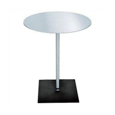 Emeco Round Brushed Coffee Table