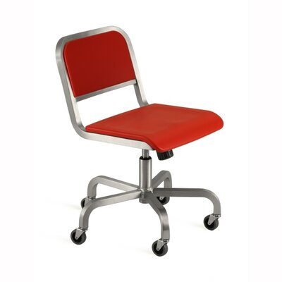 Emeco Nine-0 Swivel Office Chair