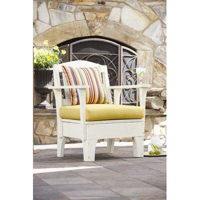 Uwharrie Chair Westport Dep Seating Chair with Cushion