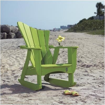 Uwharrie Wave Rocking Chair
