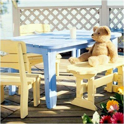 Uwharrie Chair Harvest Kids Table