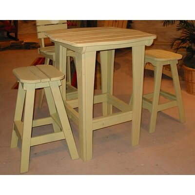 Uwharrie Chair Companion Outdoor Bar Table