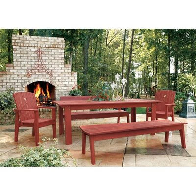 Uwharrie Chair Behrens Outdoor Dining Set