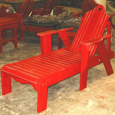 Uwharrie Chair Bridgehampton Chaise Lounge