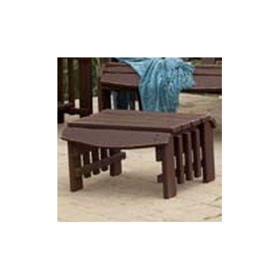 Uwharrie Chair Styxx Ottoman