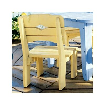 Uwharrie Chair Harvest Kid's Desk Chair