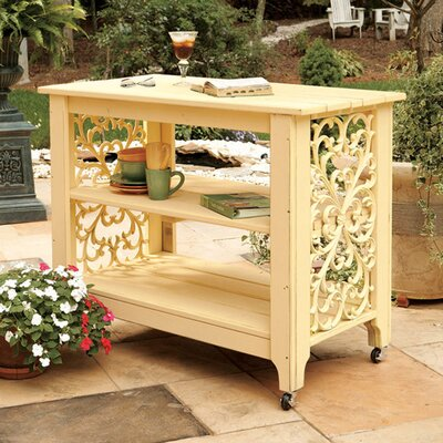 Uwharrie Chair Veranda Serving Island