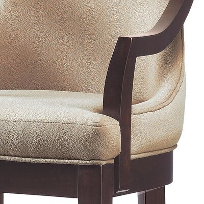 Stanley Furniture Hudson Street Upholstered Back Arm Chair
