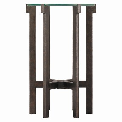 Stanley Furniture Modern Craftsman Cooper Guild End Table