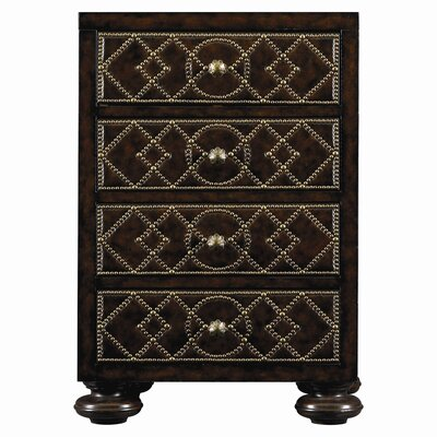 Stanley Furniture Costa Del Sol 4 Drawer Andalusian Portico Chest
