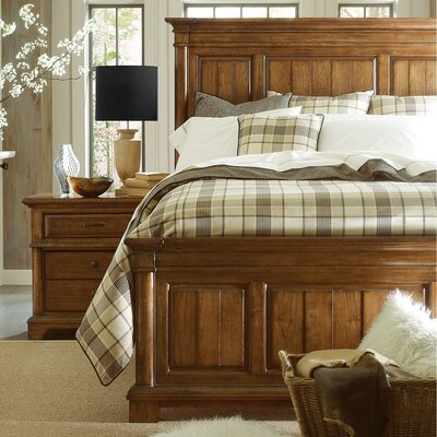 Stanley Furniture The Classic Portfolio Bungalow Panel Bedroom Collection