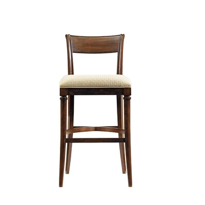 Stanley Furniture Avalon Heights Bar Stool with Cushion