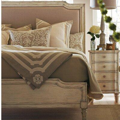 The classic portfolio european cottage panel bedroom - European cottage bedroom furniture ...