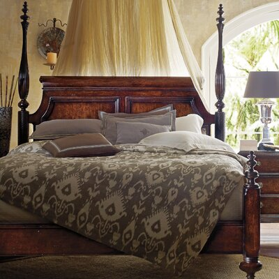 Stanley Furniture The Classic Portfolio British Colonial Four Poster Bedroom Collection
