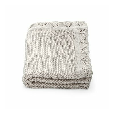Sleepi Textiles Blanket in Classic Rose