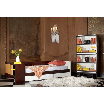 Nursery Works Duet Twin Bed