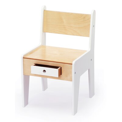 Mini-Drawer Kid's Desk Chair