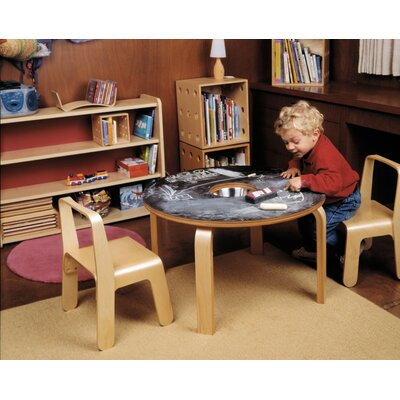 Offi Woody Chalkboard Kids Table