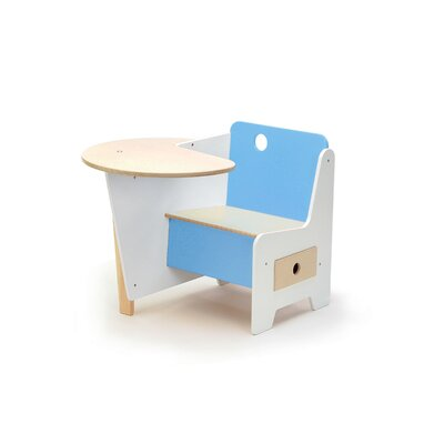 "Offi Mini-Drawer 21"" Wood Desk"