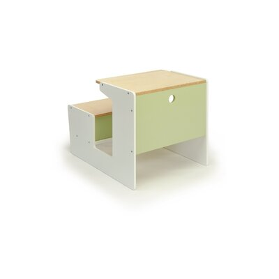"Offi Plywood 17"" Sled Desk"