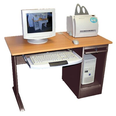 Luxor Single Person Workstation
