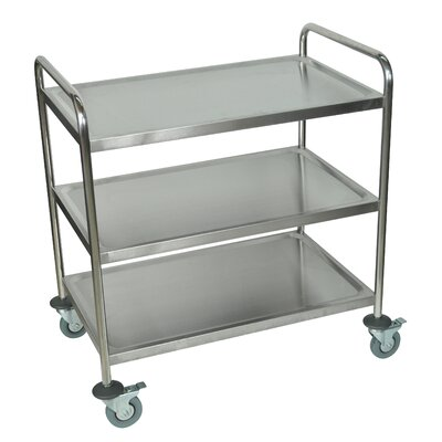 Luxor Stainless Steel Cart
