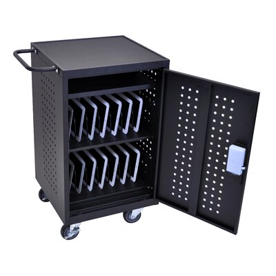 Luxor 30 Tablet Charging Cart