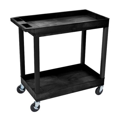 "Luxor E Series 34.25"" Utility Cart"