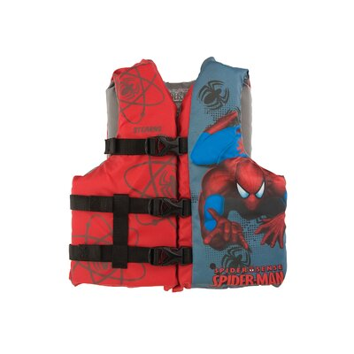 PFD 3053 Youth Spider-Man Life Jacket