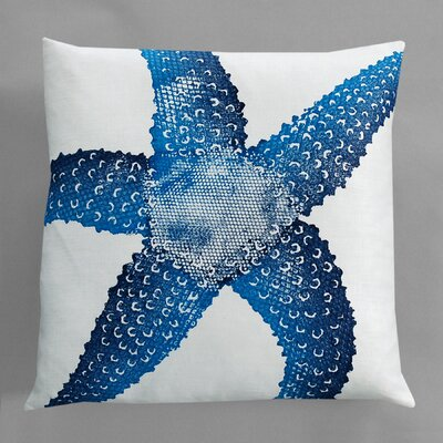 Dermond Peterson Starfish Pillow