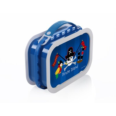 Yubo Standard Pirates Design Lunchbox