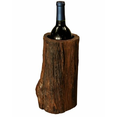 Groovystuff Chris Bruning Wishing Well Tabletop Wine Rack
