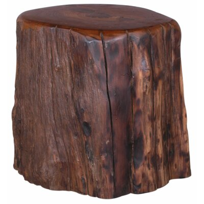 Groovystuff Campfire Stump Stool