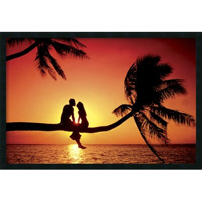 Summer Love Framed Photographic Print