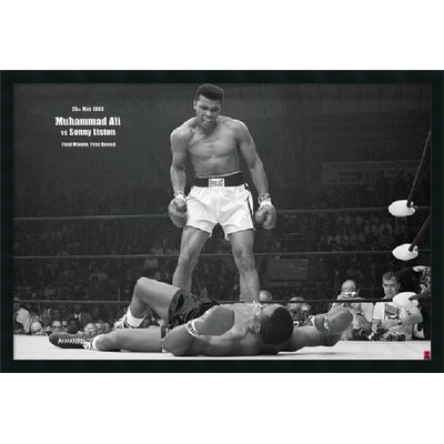 "Amanti Art Ali - Liston Landscape Framed Print Art - 25.66"" x 37.66"""