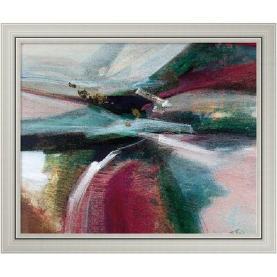 Amanti Art Journey II by Eva Macie, Framed Canvas Art - 23.67