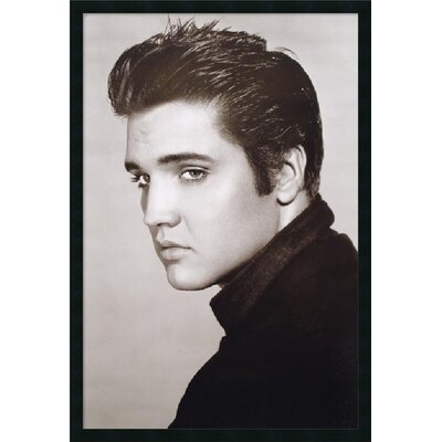 Elvis (Loving You) Framed Print Art - 37.66