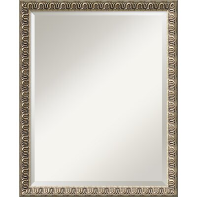 Argento Large Mirror in Antique Champagne