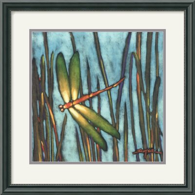 "Amanti Art As You Wish II by Robert John Ichter Framed Fine Art Print - 17.46"" x 17.46"""