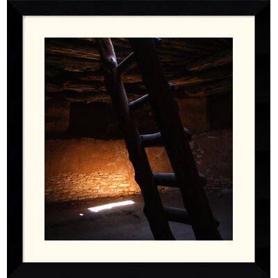 "Amanti Art Kiva by Andy Magee Framed Fine Art Print - 29.12"" x 27.62"""