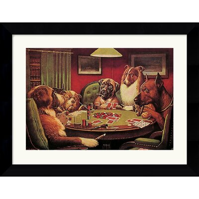 Amanti Art A Bold Bluff Framed Art Print by C.M. Coolidge