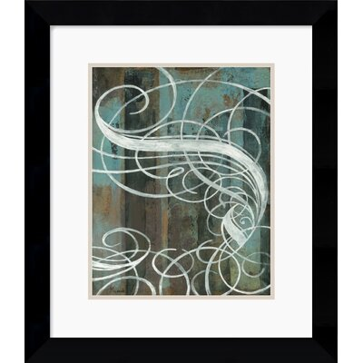 Amanti Art Spindrift Framed Art Print by Mick Gronek