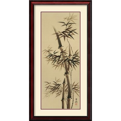 Bamboo Forever II Framed Print by Kee Hee Lee