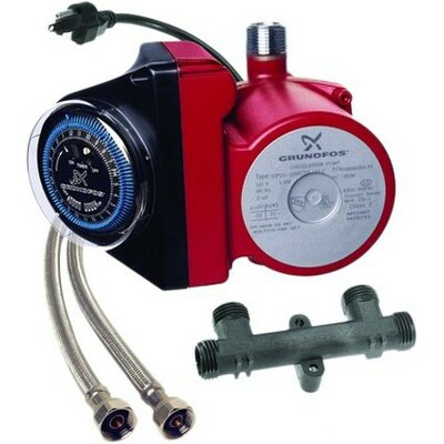 Grundfos 115V Comfort Recirculator Pump Kit