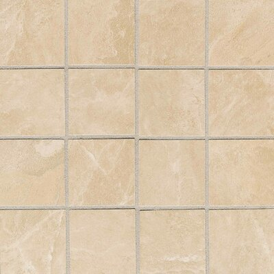 Siena Springs Colorbody Porcelain Mosaic in Cascade