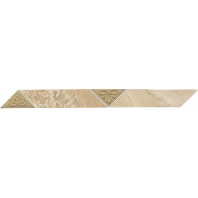 "American Olean Siena Springs 13"" x 1-1/4"" Decorative Accent Tile in Cascade"