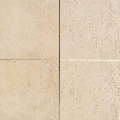 "American Olean Highland Ridge 12"" x 12"" Colorbody Porcleain Field Tile in Desert"
