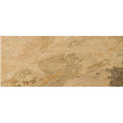 "Emser Tile Landscape 12"" x 3"" Bullnose Tile Trim in Mountain"
