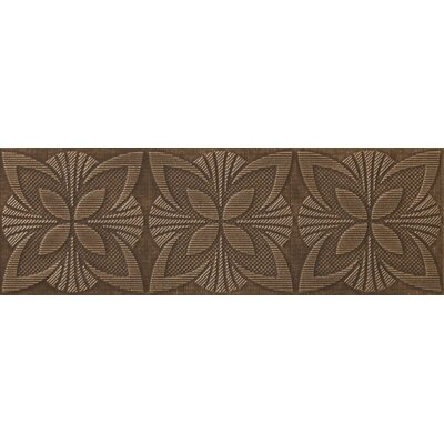"Emser Tile Tex-Tile 12"" x 4"" Floor Listello in Park"