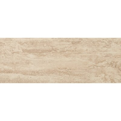 "Emser Tile Titan 13"" x 3"" Surface Bullnose Tile Trim in Lapetus"